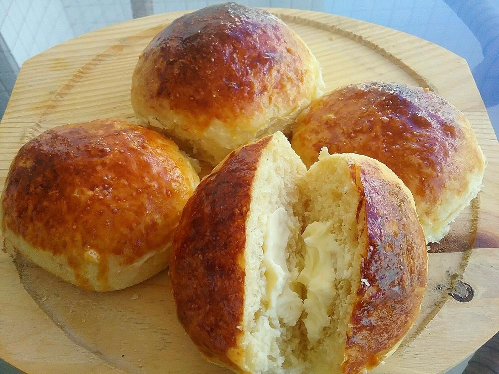 Receita De Pão De Batata Com Catupiry Panificação E Fermentação Natural